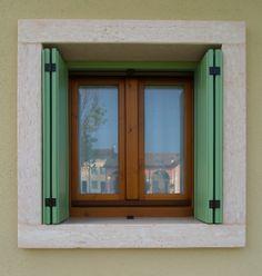 finestra in legno lamellare - Cerca con Google