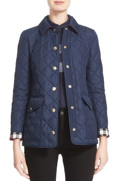 Westbridge Quilted Jacket