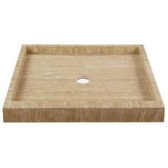 Allure 36 in. x 36 in. Shower Pan in Ivory Select-78996 at The Home Depot