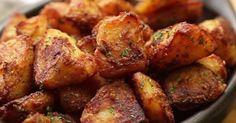 H Συνταγή με το μυστικό υλικό για τις απόλυτες πατάτες φούρνου που πρέπει να μάθεις -