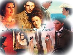 """""""Somewhere In Time"""" - This movie was also filmed on Mackinac Island at the Grand Hotel. We were able to see part of the filming and the stars Christopher Reeves and Jane Seymour. Christopher Plummer, Christopher Reeve, Somewhere In Time, Jane Seymour, Time Photo, Movie Photo, Best Love Stories, Love Story, Love Movie"""