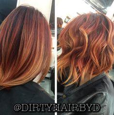 cool 26 Stunning New ideas of Red Hair //  #Hair #Ideas #Stunning