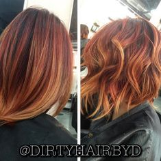 cool 26 Stunning New ideas of Red Hair // #Hair #Ideas #Stunning