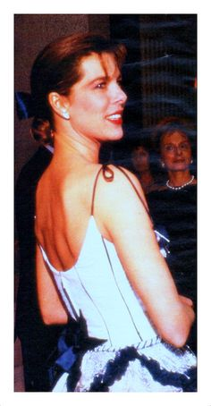 Princess Caroline of Monaco in Miami.