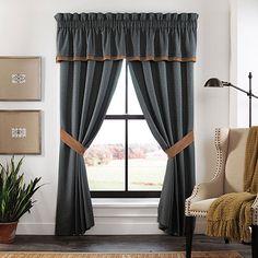 Croscill® Arizona Window Panels
