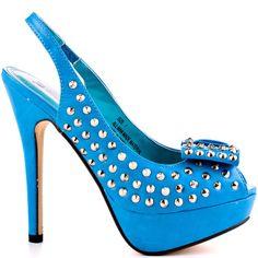 JustFab Makeeda - Blue