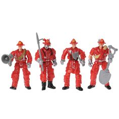 Firefighter Action Figure