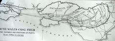 South Wales coalfield geology