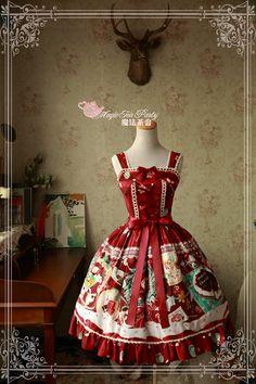 Die 76 besten Bilder von Lolita dress wishlist   Lolita dress ... 24a127541d