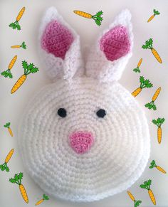 Bunny Pot-Holder by Eternay on DeviantArt