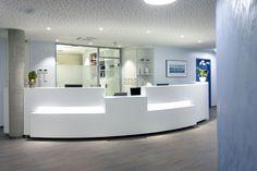 Augenarztpraxis Bremen   Thöne Innenarchitektur