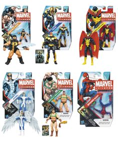 marvel universe action figures | Stay Tuned!! February and Toy Fair will be here before you know it!