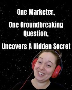 A little marketing humor, because that's how video marketers roll. View the video on YouTube and leave me a comment if you laughed.