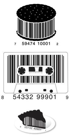 Vanity Barcodes PD