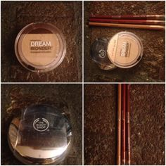 Makeup two powders and 3 lip liner The body shops new 01 pressed face powder, maybelline New York dream wonder powder in 20 classic ivory new, 3 long Jordana lip liners in rust,natural nude,plum lip liners tried on once still like new . Bundled Makeup