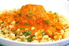 This classic Hungarian Chicken Paprikash recipe is comfort food at it's finest! An authentic easy chicken paprikash recipe with Hungarian noodles (nokedli) Chicken Paprikash With Dumplings, Hungarian Chicken Paprikash, Clean Eating Recipes, Cooking Recipes, Cooking Ideas, Drink Recipes, Hungarian Recipes, Hungarian Food, A Food