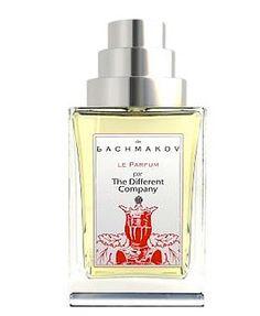 De Bachmakov Eau de Parfum by  The Different Company: Cedar wood, bergamot, shiso leaves, nutmeg, coriander leaves, white freesia, soft chalk accord