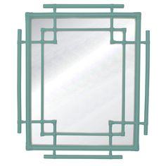 Palm Beach Chinoiserie Mirror