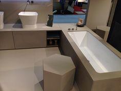 Makro bath, cemento