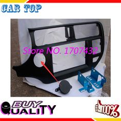 Cheap trim panel, Buy Quality panel car directly from China panel trim dash Suppliers: High quality Double Din Car Trim Surround Panel for Rio LHD with SRS Hole Radio DVD Refitting Dash Mounting Kit Fascias Car Videos, Panel, Interior Accessories, Kit