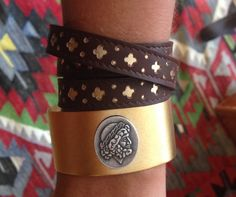 Our new Augusta cuff is on the website!