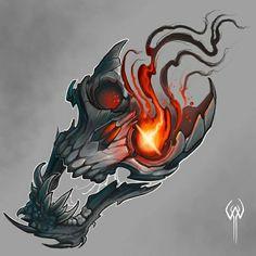 Skull Tattoo Design, Skull Design, Skull Tattoos, Body Art Tattoos, Sleeve Tattoos, Tattoo Designs, Wing Tattoos, Animal Tattoos, Biomech Tattoo