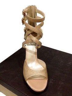 Baldan Venezia Strappy Heels EU 39 US 8 5 UK6 So Elegant So Classy So European | eBay
