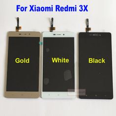 """High Quality Tested Working 5.0"""" NEW LCD Display Touch Screen digitizer assembly for Xiaomi Redmi 3X mobile phone parts #Affiliate"""
