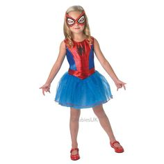085d050b507ca Rubies Spider Girl - £15.99 - A great collection of Rubies Spider Girl  fancy dress