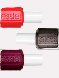 Find the Essie Fall 2015 nail polish collection that matches your personality. via @byrdiebeauty