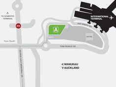 Car park A