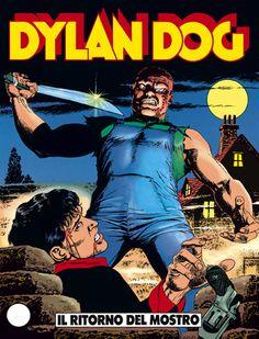 "Database della collana: ""Dylan Dog "" # 8"
