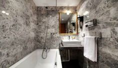 Amazing Effect Cloudy in the Bathroom | New Home Design Trends