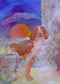 Art of Wendy Vaughn