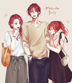 Familia Matsuoka