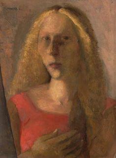 Nella MARCHESINI Ragazza bionda (autoritratto), 1928-30