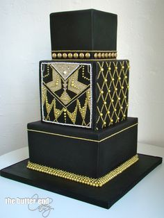 Olivier Rousteing birthday cake by The Butter End Cakery