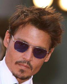 Johnny Depp....