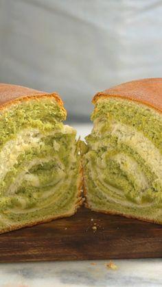 Pão espiral gostoso e fofinho para você fazer de café da manhã em casa!