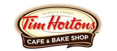 Thank you to Tim Horton's for coming on board as a Silver level sponsor of the 2012 Race for the Cure!