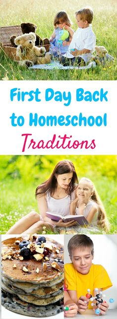 The first day back to homeschool should be exciting and fun! It helps set you up for a fun and successful homeschool year. This mom shares some really fun (and easy!) traditions to mark the first day back to homeschool!