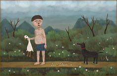 Lex Talionis by wonil, via Flickr Digital Media, Illustrations, Artist, Painting, Artists, Painting Art, Paintings, Illustration, Amen