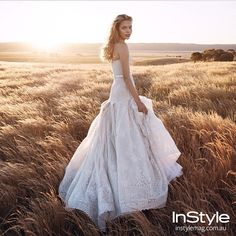 """Wow! This image took our Breathe away. #stevenkhalil Gown Featured in the new Edition of @instylemag this is a must for all brides to Be. Incredible styling by the Great @msgreenygreen love your work Katherine"" Photo taken by @steven_khalil on Instagram, pinned via the InstaPin iOS App! http://www.instapinapp.com (02/05/2015)"
