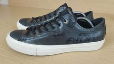 3a8af7292a19 Converse Chuck Taylor All Star II Low Futura Collaboration 153023C size 10.5
