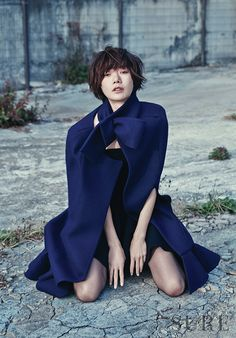 More Of Bae Doo Na For SURE's December 2013 Issue | Couch Kimchi