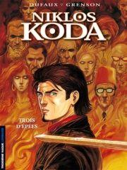Niklos Koda, T10, Trois d'Épées