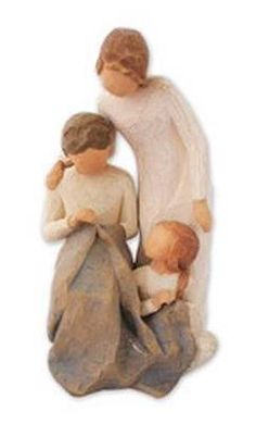 Image result for willow tree figurines mother and daughter