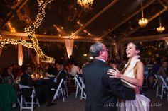 Allan House — Jennifer + Eston — Winter tent, twinkle lights, chandeliers, white draping | Joyful Details | Greenbelt Dj | Jake Holt Photography | School Bus | D&H Lighting