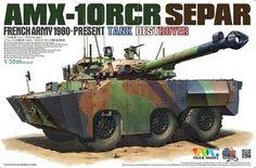 TIGER MODEL 1/35 AMX 10 RCR SEPAR TIGE4607 #TigerModels