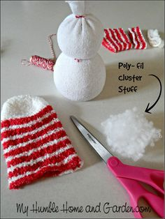 To Make An Adorable Sock Snowman! - My Humble Home and Garden How To Make An Adorable Sock Snowman! - My Humble Home and Garden How To Make An Adorable Sock Snowman! - My Humble Home and Garden 1 million+ Stunning Free Images to Use Anywhere Christmas Gnome, Christmas Crafts For Kids, Diy Christmas Gifts, Christmas Projects, Holiday Crafts, Primitive Christmas, Country Christmas, Christmas Trees, Father Christmas